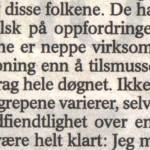 Telemark Arbeideravis 20.november 2013