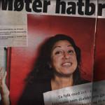 Yasmin Syed, Dagbladet 7/11-13