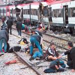 Bombeterror tog i Madrid 2003
