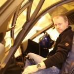 Pål Nesfossen, en av redningsmennene som overmannet gjerningsmannen den 4. november 2013