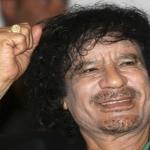 Colonel Mu'ummar Qaddafi