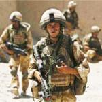 """NATO, """"Krig for Fred""""."""