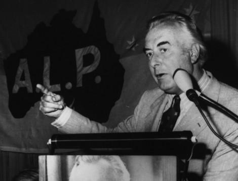 Gough Whitlam, reforming prime minster, Australia