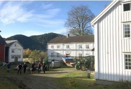 Mattilsynet hos Fogdegården Borten i Sør-Trøndelag
